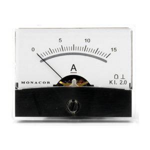 PM-2/15A | Moving coil panel meter, 15 A-0
