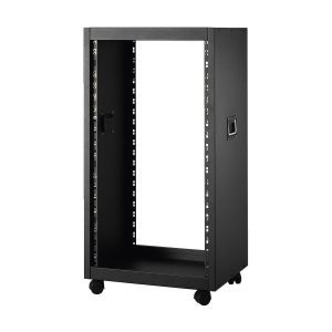 "RACK-20/SW | Professional studio rack for 482 mm (19"") devices, 20 RS-0"