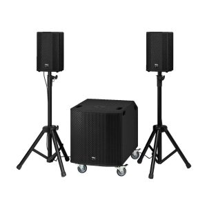 PROTON-15MK2 | Compact professional active PA system, 1,200 W-0
