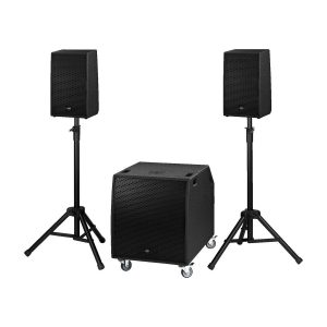 PROTON-18NEO | Compact professional active PA system, 2,300 W-0