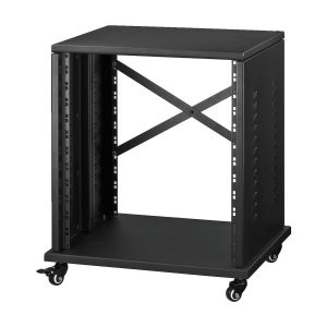 "RACK-12F | Studio rack for 482 mm (19"") units, 12 RS-0"