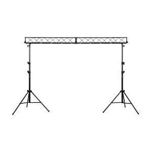 PAST-320/SW | Universal lighting stand system consisting of 2 x 3-point cross beam, 2 x stand and mounting accessories-0