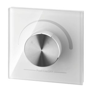 LC-10T/WS | Wireless wall dimmer, white-0
