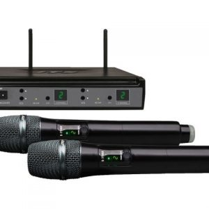 E-7HHSETD/5 | Two-channel UHF PLL audio transmission set