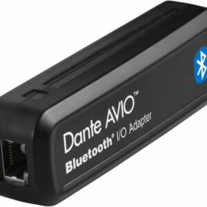 Dante<sup>®</sup> AVIO Bluetooth adapter