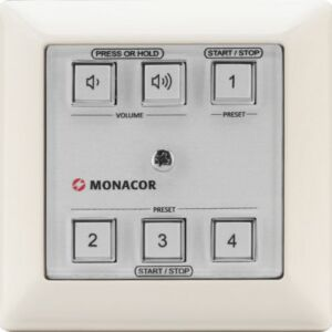 MondeF control panel/system controller